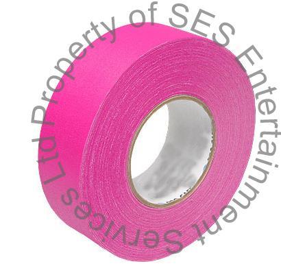 Fluorescent Pink Gaffer Tape